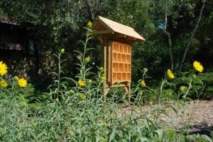 Bird Sanctuary Receives Grant for the Pollinator Garden