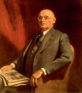 Historical photo of W.K. Kellogg