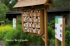 Native Bee Condo